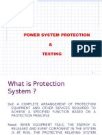 POWER SYSTEM PROTECTION NEW.ppt