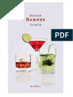 Barnes, Julian - Trois