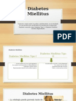Diabetes Miellitus PPT