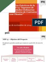 Desafíos Prácticos de La NIIF 15