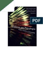 Livro Scorsolini-Comin, F., Souza, L. v., Barroso, S. M. Praticas Em Psicologia