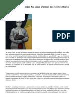 Especialistas Aconsejan No Dejar Quemas Los Aceites Diario La Nación
