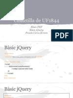 Chuletilla de PHP