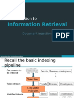 Lecture2 information ritrival