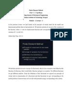 Finite Element Method Mod-1 Lec-3.doc