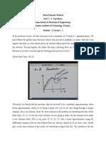 Finite Element Method Mod-3 Lec-2.doc