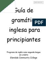 gramática Básica Inglés