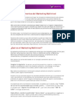 Fundamentos Del Marketing Multinivel