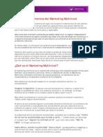 Fundamentos Del Marketing Multinivel