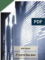 Noc prorocanstva - Paul Auster.epub