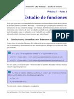 Practica 7 - EstudioDeFunciones