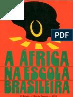 África Na Escola Brasileira
