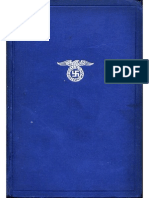 Adolf Hitler - Mein Kampf - Band 1 & 2 (173. Auflage 1936, 828 S.)