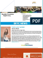 August News From Eagle River Youth Coalition