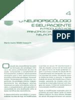 O Neuropsicologo e Seu Paciente