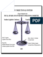 2014 Corrections Comparative Data Report