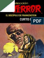 El Discípulo de Frankenstein de Curtis Garland