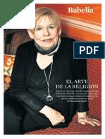 Karen Armstrong en Babelia