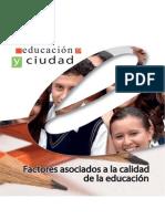 Revista educación y ciudad
