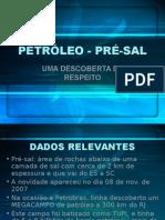 Slide Pre Sal