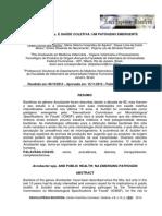 Arcobacter spp. E SAÚDE COLETIVA