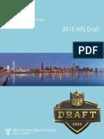 2015 NFL Draft Economic Impact Report 7-21-15