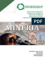 Enviroequip Brochure Mineria Instrumentos Xrf Drx