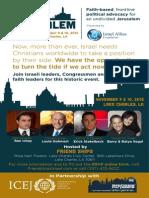 Friend Ships - Jerusalem Call event information complete packet