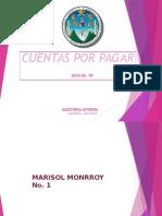Cuentas Por Pagar -Guia 9 - Exposicion 2