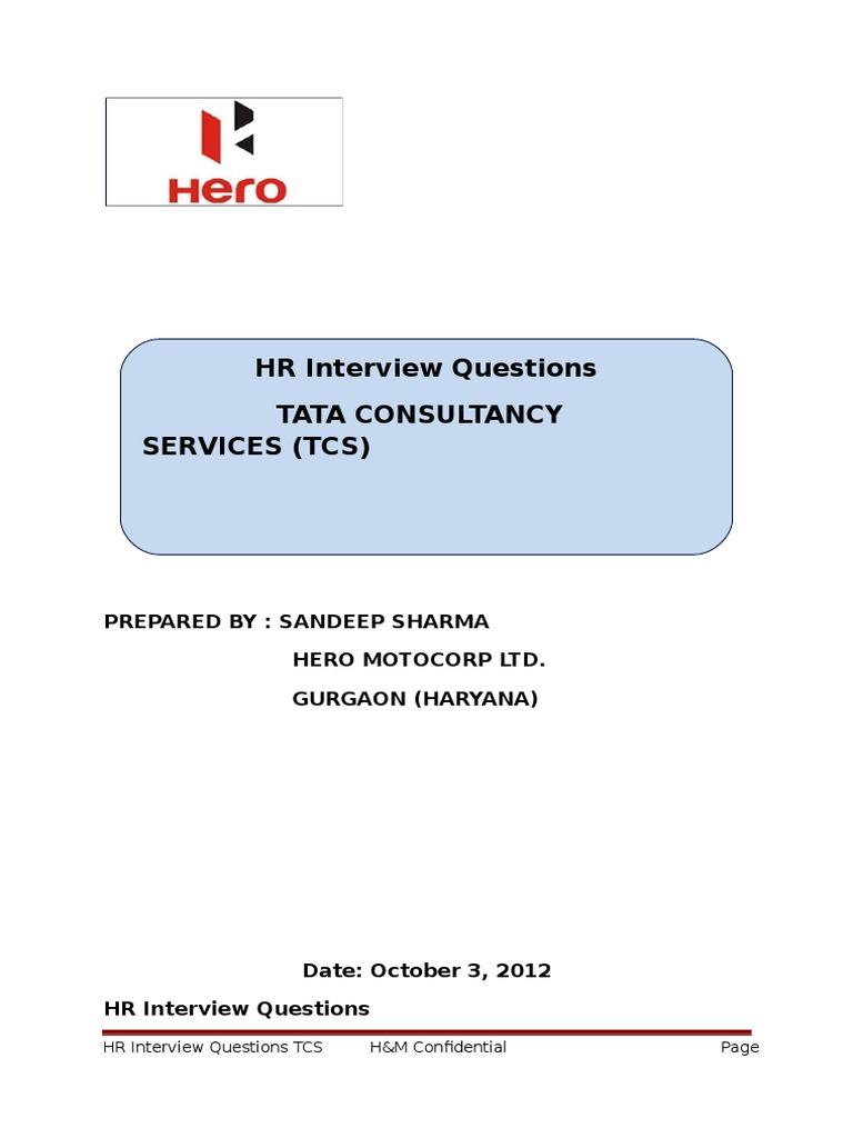TCS HR Questions | Leadership | Leadership & Mentoring