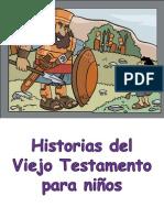 Historias Del Viejo Testamento Para Niños