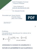 presentacion de fisica moderna