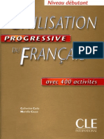 Civilisation Progressive Du Francais