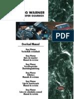 Manual de Revision de La Caja de Transferencia Borg-Warner 44-62