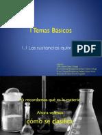 02 Las Sustancias Químicas