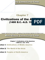 Chapter Civilizations of the Americas