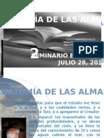 Anatomia Del Alma Julio 28 2013