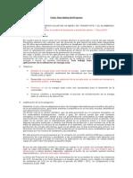 Ficha Descriptiva Del Proyecto VEHICULO SOLAR (Aportes)