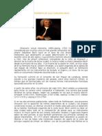Biografia de Juan Sebastián Bach