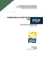Competencias como modelo en la educación