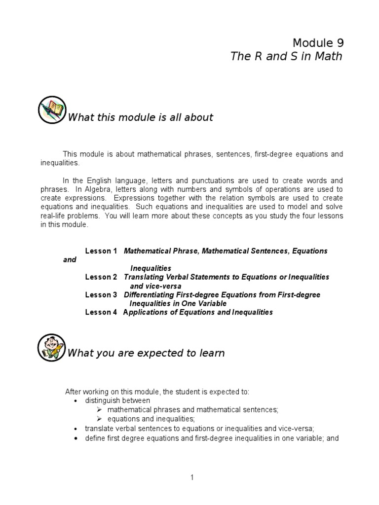 Math relation symbols gallery symbol and sign ideas module 9 inequality mathematics equations buycottarizona buycottarizona