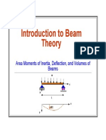 Intro to Beam Theory