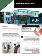Hospital Deport a Pimen t