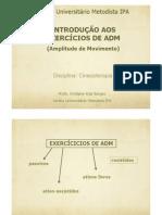 01 Introducao e ADM Passiva