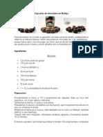 Cupcakes de Chocolate Especiales