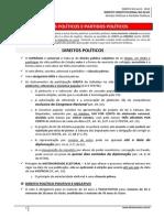 12 - Direito No Alvo - Direitos Políticos e Partidos Políticos