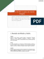 71874824 EJEMPLO de BSC Cuadro de Mando Integral