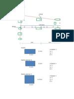 Perhitungan Frame menggunakan Microsoft Excel