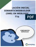 Instalacion SWB WebLogic 11g