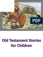Old Testament Stories for Children